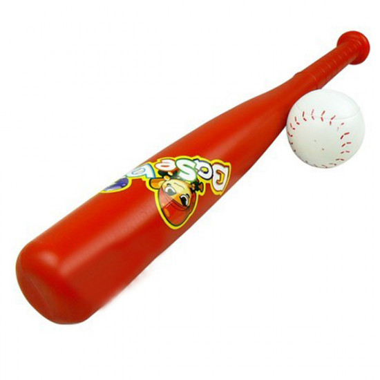 Childred Outdoor Toy Plastic Baseball Toy Fitness Sport Toy 2021