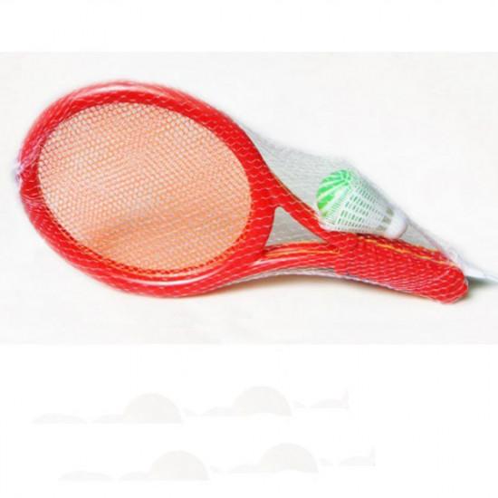 Children Outdoor Sport Toy Plastic Badminton Set Tennis Set 2021