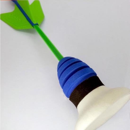 Children Outdoor Toy Dart Soft Osculum Plastic Safe Dart Children Gift 2021