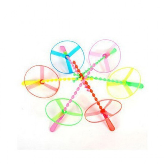 Children Outdoor Toy Hand Push Plastic Dragonfly Flying Copter 2021