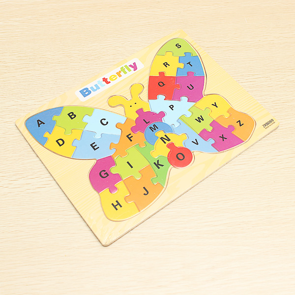 Children's Educational Toy Butterfly Puzzle Educational Toys