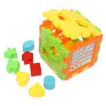 Colorful Intelligence Box Toys Educational Great Shape Sorting Educational Toys