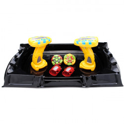 Cool Electric Magnetic Control Fighting Gyro Game Trays Top Plate