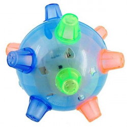 Creative Flashing Dancing Bouncing Jumping Ball Toy With Music