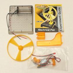 DIY Fan Model Science Educational Toys Kids Children Puzzle