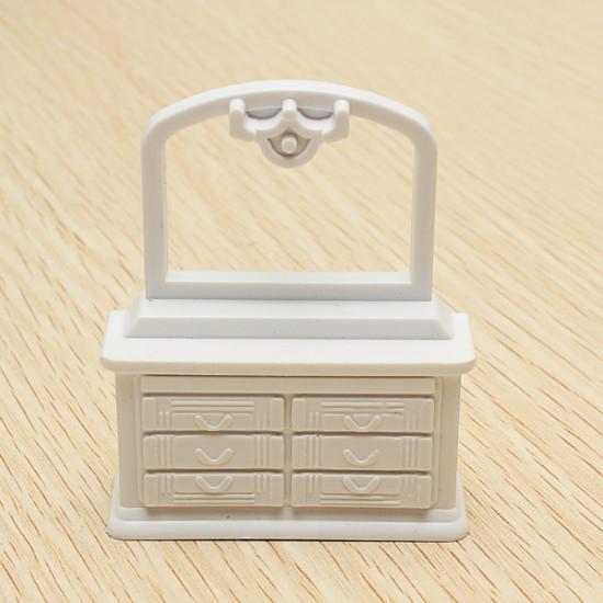 Dresser Model Plastic Construction Sand Table Model Material 2021