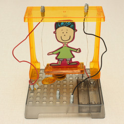 Eastcolight DIY Electromagnetic Playground Science Educational Toys