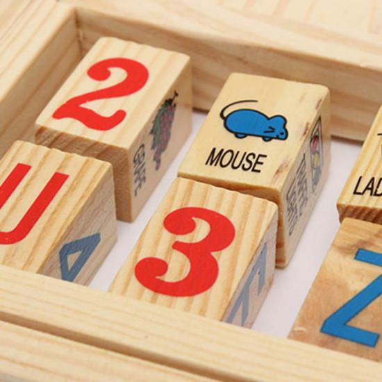 Educational Computing Rack Multifunction Flap Kid Educational Toys 2021