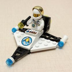 Enlighten Space Tracker Assembly Blocks Toy For Children