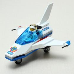 Enlighten Speedy Spacecraft Assembly Blocks Educational Toy
