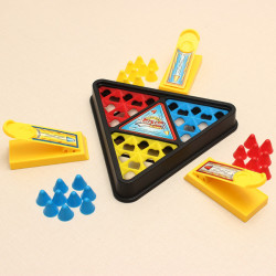 Finger Catapult Hat Table Board Game Educational Wisdom Toy