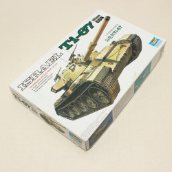 Hobbyboss Trumpeter Isreal Ti-67 105mm Gun 1/35 Military Model Tank