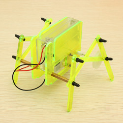 Jin DIY Robot Insects Model Novelty Gift Technology Toys