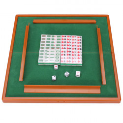 Mini Mahjong Game Chinese Traditional Game Gathering Party Game