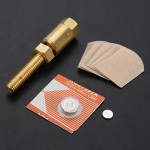 Nut Off Bolt Screw Close-Up Magic Trick Micro Psychic Rotating Game & Scenery Toy