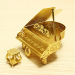 PIECECOOL Piano DIY 3D Laser Cut Models Puzzle Toys Model