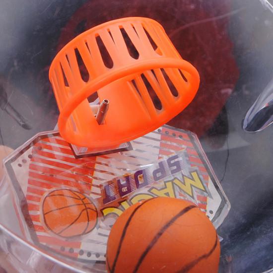 SHOOT A BASKETBALL Flashlight Music Novelty Palm Ball Sport Toy 2021