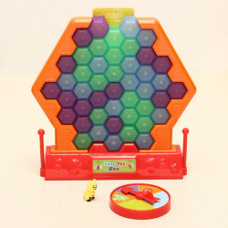 Save Bees Block board family game children educational toys