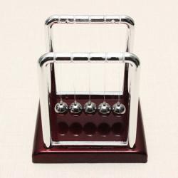 Small Size Newton's Cradle Steel Balance Ball Physics Pendulum