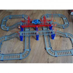 Track Racer Racing Car Toy DIY Children's Car Track Toy