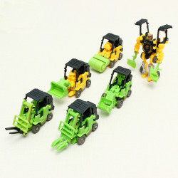 Transformative Truck Deformation Toys Model Toy Car