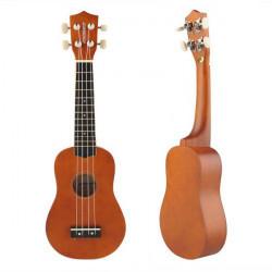 21 Inch Acoustic Soprano Hawaii Ukulele Musical Instrument