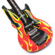 40 Inflatable Flame Guitar Musical Instrument Toy Pool Party 2021