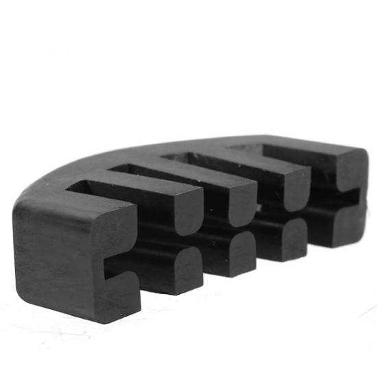4/4 Violin Plastic Rubber Silencedr Violin Mute 2021
