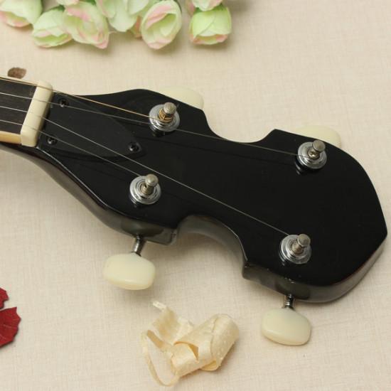 5-string Banjo Top Grade Exquisite Professional Wood Metal 2021