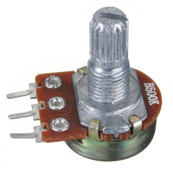 A500K OHM Audio POTS Guitar Potentiometer Replace for Electric Guitar