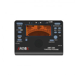 AROMA AMT-580 3 In 1 Metronome Tone Generato Tuner