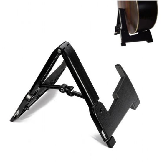 Aroma AGS-02 Guitar Stand Folding Plastic Rack for Guitar Bass Ukulele 2021