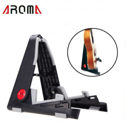 Aroma AUS-02 Foldable Stand A-frame Bracket Mount for Ukelele Violin