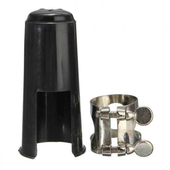 Black Mouthpiece Nickel Metal Ligature For Bb Clarinet 2021