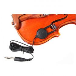 Cherub WCP-60V Acoustic Pickup Pick-Up for Violin Musical Instrument