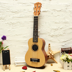 Deivser 21 Inch Ukulele Hawaiian Stringed Instrument Guitar UK21-50
