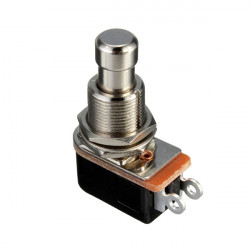 Electric Guitar Effect Momentary Push Button Stomp Foot Pedal Switch