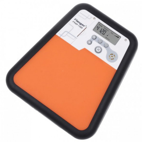 Flanger FMD-100 Digital Drummer Training Drum Practice Pad Metronome 2021