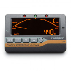 Flanger FMT-208 3 in 1 Metronome Tuner Tone Generator LCD Display Tuner