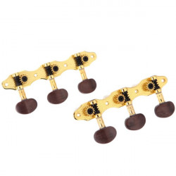 Guitar Tuning Pegs Machine Heads Tuner Caving Guitar Accessories