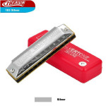 Huang 103 10 Hole Folk Blues Harmonica Key of C Musical Instruments