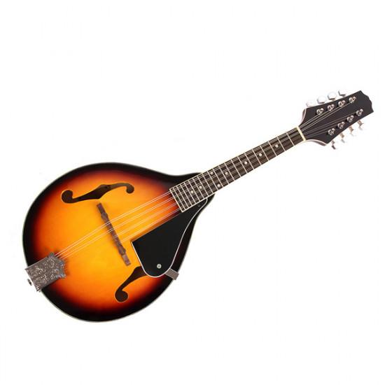 IRIN Mandolin 8 String Sunset Style Elegant Cambered Wood 2021