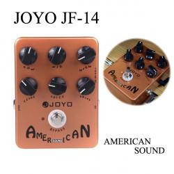 JOYO JF-14 American Sound Amp Sumilator Guitar Effect Pedal