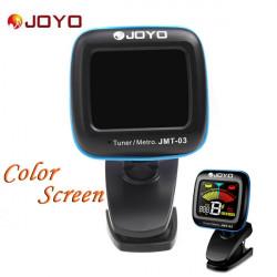 JOYO JMT-03 Portable Guitar Digital Tuner Color Screen Metronome