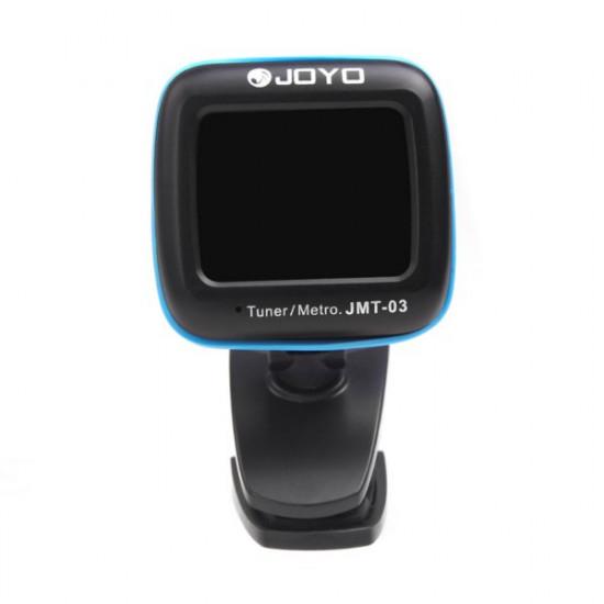 JOYO JMT-03 Portable Guitar Digital Tuner Color Screen Metronome 2021