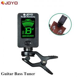 JOYO JT-01 Chromatic Tuner Chromatic Acoustic Guitar Tuner