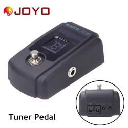 Joyo JT-305 Guitar Pedal Tuner True Bypass 4 Display Metal Casing