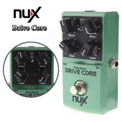 NUX Drive Core Overdrive Guitar Effekt Pedal
