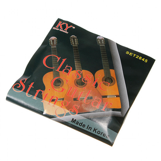 Set 6 Nylon Strings for Classical Classic Guitar 1m New 2021