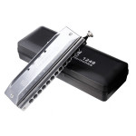 Swan 12 Hole 48 Tone Chromatic Harmonica SW1248 Musical Instruments